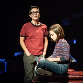 Fun Home Production Photos 2018 © Marc Brenner