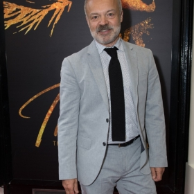 Graham Norton at Tina Press Night - © Craig Sugden