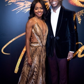 Adrienne Warren and Kobna Holdbrook-Smith at Tina Press Night - © Craig Sugden