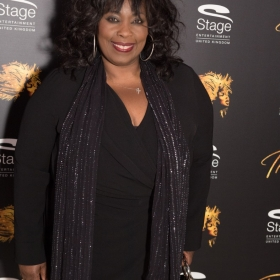 Ruby Turner at Tina Press Night - © Craig Sugden
