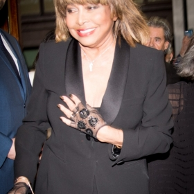 Tina Turner at Tina Press Night - © Craig Sugden