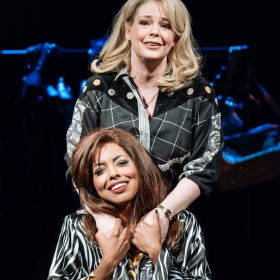 Tina the Musical at the Aldwych Theatre, April 2018. © Manuel Harlan
