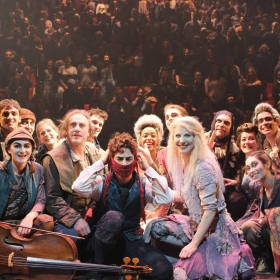 The Grinning Man - special performance for West End colleagues for MAD Trust