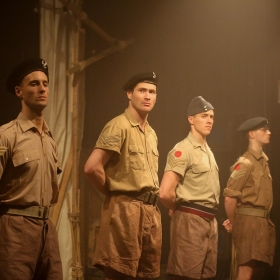 Privates on Parade  © Headshot Toby