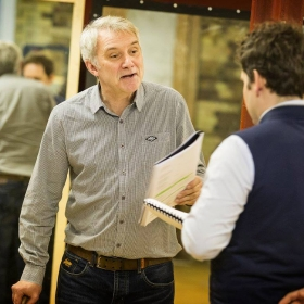 Rothschild & Sons in rehearsals. © Pamela Raith