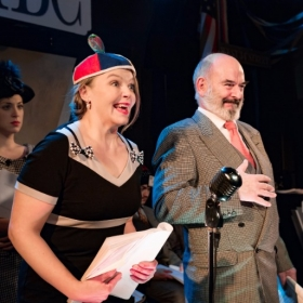 Miracle on 34th Street at Bridge House Theatre. © Nick Rutter