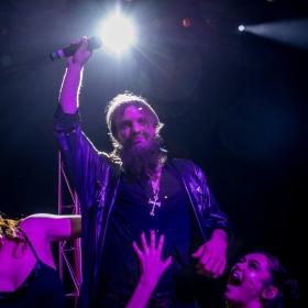 Rasputin Rocks! at Stockwell Playhouse. © Zachary Cooke