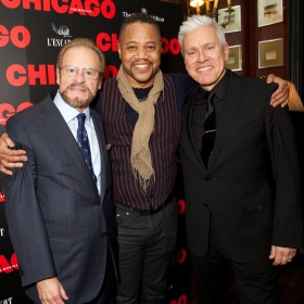 Chicago Opening Night - © Piers Allardyce
