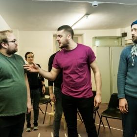 Assassins Rehearsals - March 2018.
