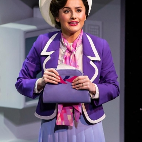 9 To 5 The Musical at the Savoy Theatre, February 2019. © Pamela Raith