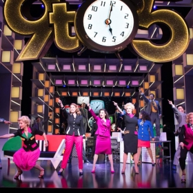 9 To 5 The Musical at the Savoy Theatre, February 2019. © Craig Sugden