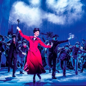 Mary Poppins at the Prince Edward Theatre, November 2019. © Johan Persson