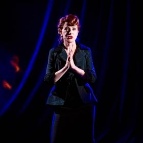 Bernadette Robinson in Songs for Nobodies, 2018