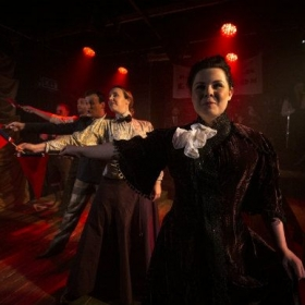 Queen of the Mist at Brockley Jack Theatre, April 2019