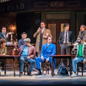 Only Fools & Horses The Musical at the Theatre Royal Haymarket, February 2019. © Johan Persson
