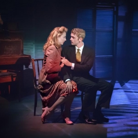 Kelly Price & Felix Mosse in Aspects of Love at the Hope Mill Theatre, 2018