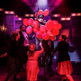 Aspects of Love at Southwark Playhouse, Jan 2019. © Pamela Raith
