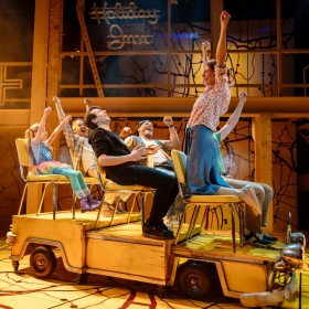 Little Miss Sunshine at the Arcola Theatre, Apr 2019