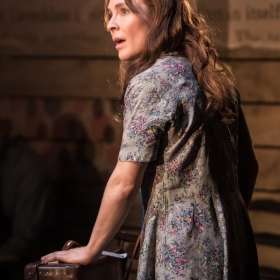 Violet at the Charing Cross Theatre, January 2019. © Scott Rylander