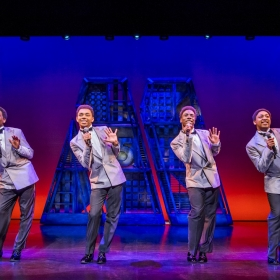 Motown The Musical at Shaftsbury Theatre, March 2018. © Tristram Kenton