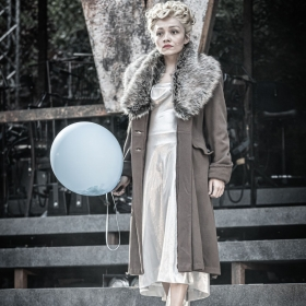 Evita at the Open Air Theatre, Regent's Park, London. August 2019. © Marc Brenner