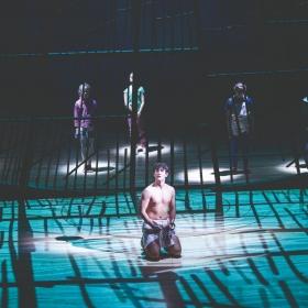 Joseph & The Amazing Technicolor Dreamcoat at the London Palladium, July 2019. © Tristram Kenton