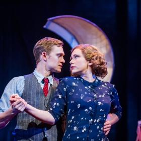 Matthew Malthouse and Emma Williams in Mrs Henderson Presents