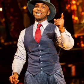 Ain't Misbehavin' at the Mercury Theatre Colchester & Southwark Playhouse, London, March 2019. © Pamela Raith