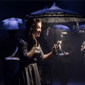 Amour at the Charing Cross Theatre, May 2019. © Scott Rylander