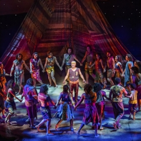 The Prince Of Egypt at the Dominion Theatre, February 2020. © Tristram Kenton