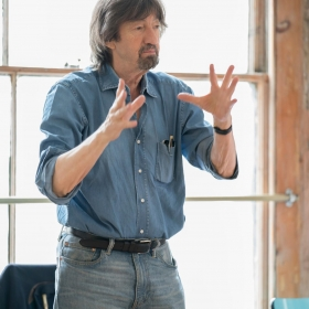 The Bridges Of Madison County in rehearsal at the Menier Chocolate Fcatory, July 2019. © Johan Persson