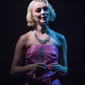 Gentlemen Prefer Blondes at London's Union Theatre, Oct 2019. © Mark Senior