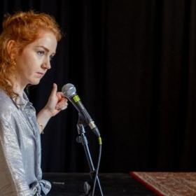 Islander at the Edinburgh Fringe, Aug 2019