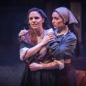 RAGS The Musical at the Park Theatre, January 2020. © Pamela Raith