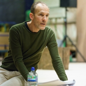 Simon Paisley Day in rehearsal - September 2017. © Manuel Harlan