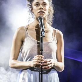 Anoushka Lucas in Jesus Christ Superstar
