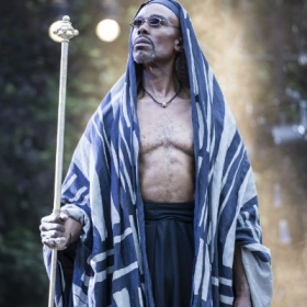 Cavin Cornwall in Jesus Christ Superstar