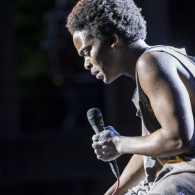 Tyrone Huntley in Jesus Christ Superstar