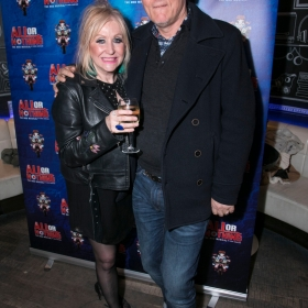 All or Nothing gala night at the West End's Ambassadors Theatre, 28 March 2018. © Dan Wooller