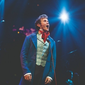 Les Misérables – The Staged Concert at the Gielgud Theatre, August 2019. © Matt Murphy