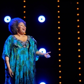 Dreamgirls at the Savoy Theatre, Dec 2017. © Dewynters