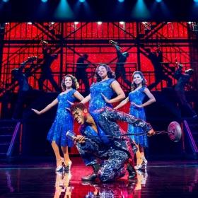 Dreamgirls at the Savoy Theatre, Dec 2017. © Dewynters