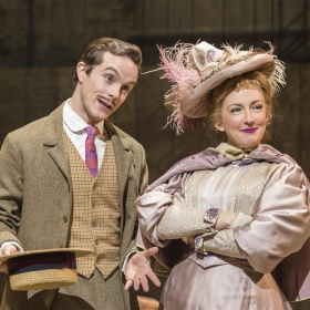 Danny Collins and Alex Young in Show Boat. © Johan Persson
