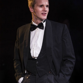 Dominic Hodson in Side Show