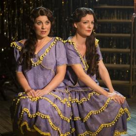 Louise Dearman & Laura Pitt-Pulford in Side Show