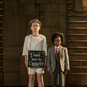 Matilda The Musical © Helen Maybanks