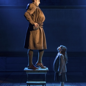 Matilda The Musical © Manuel Harlan