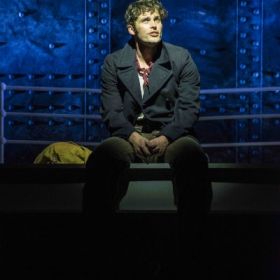 Niall Sheehy in Titanic. © Annabel Vere