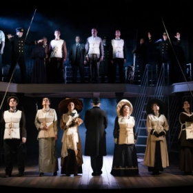 The cast of Titanic. © Scott Rylander