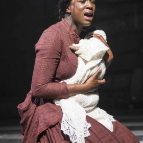 Ragtime at Charing Cross Theatre. © Annabel Vere & Scott Rylander